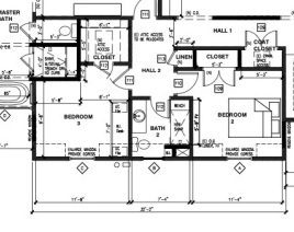 Proposed Bathroom Layout