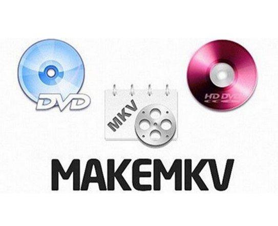 MakeMKV é dedicado a rasgar discos de DVD e Blu-ray.