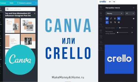 Canva vs Crello - как создавать дизайны для социальных сетей