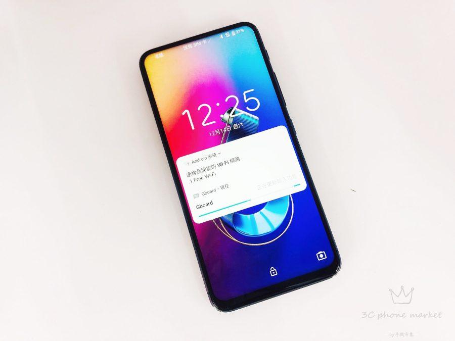 ASUS ZENFONE 6 手機正面照