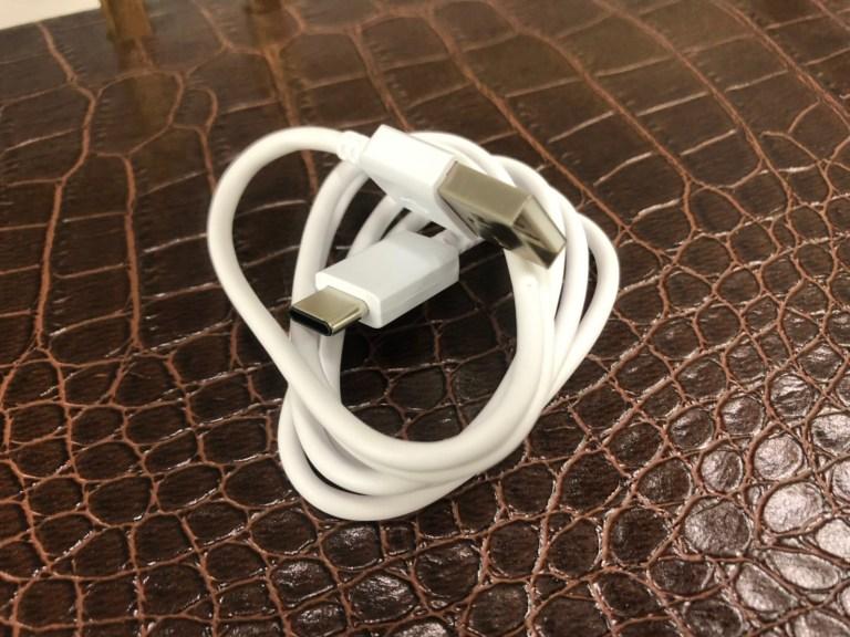 Samsung M11 充電線