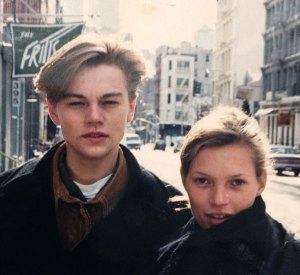 Leonardo DiCaprio i Kate Moss