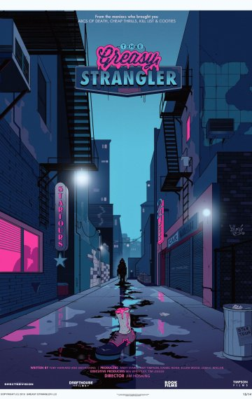 Fantastic Fest Review: THE GREASY STRANGLER