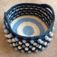 Honeycomb Pop Basket