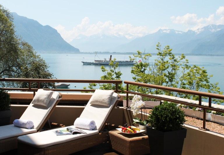 Royal Plaza Montreux Spa pour La Nuit de l'Hôtellerie