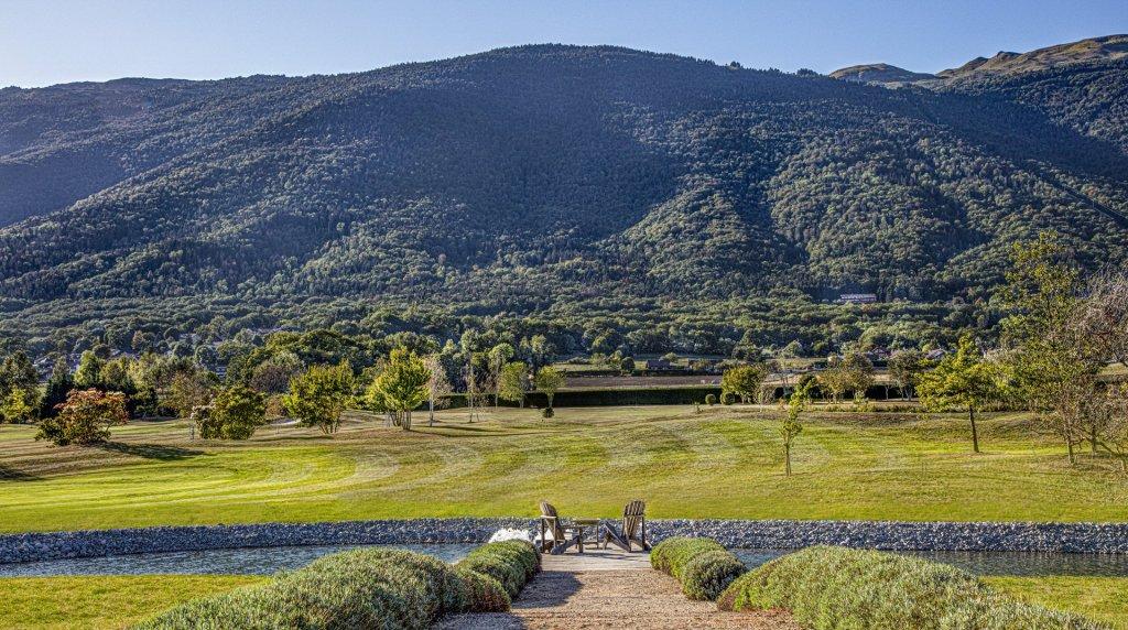 Jiva Hill Resort, View