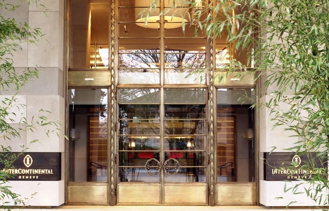 Hôtel InterContinental Genève