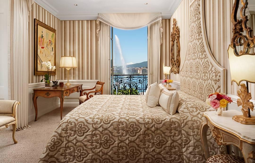 Hotel d'Angleterre Genève, Suite