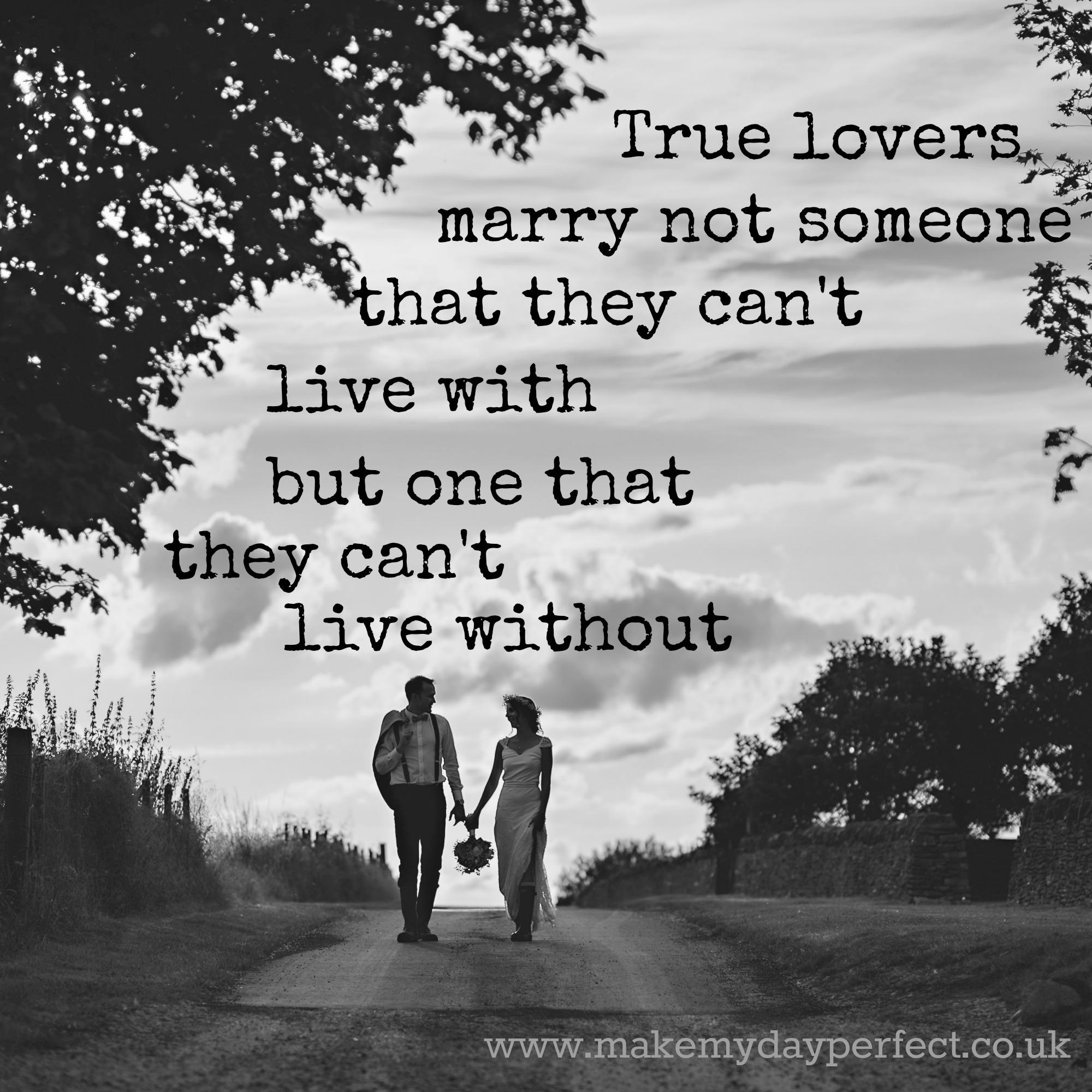 Elegant Best Love Marriage Quotes