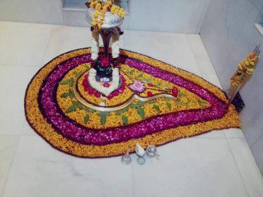 श्रृंगार दर्शन श्री संगमेश्वर महादेव मंदिर