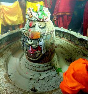Mahakaleshwar Temple bhasma aarti