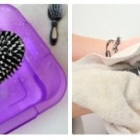 » Comment bien nettoyer sa brosse à cheveux?