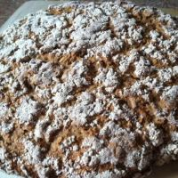 Walnut Oatmeal Irish Soda Bread