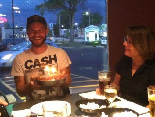 birthday cake for kp 31