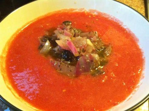 tomato soup sauce