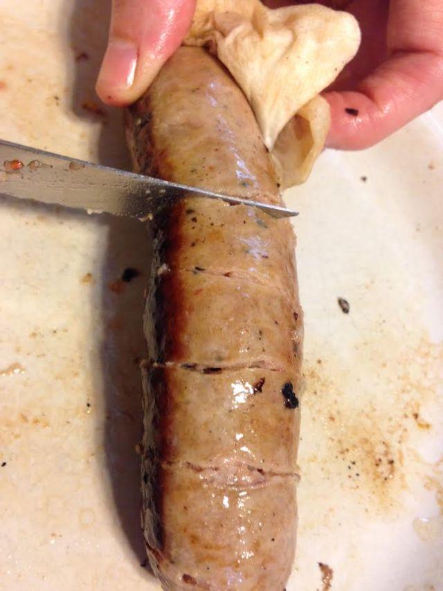 hot dog spiral cut