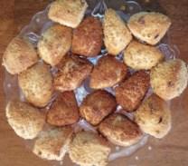 Christmas Cookie Scones