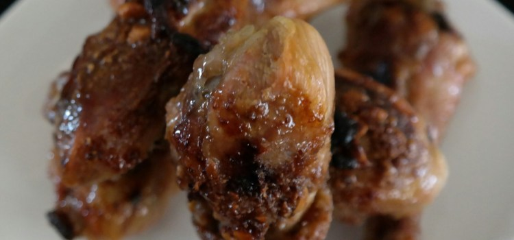 PB & J Chicken Legs
