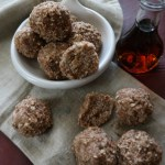 Leftover Muffin Rum Balls