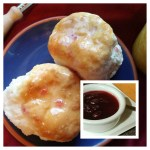Leftover Cranberry Sauce Glaze