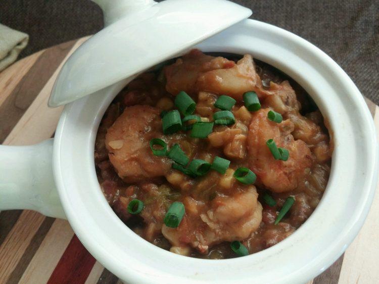 Old-Fashioned Shrimp Stew