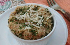Leftover Mashed Potatoes Crab Au Gratin