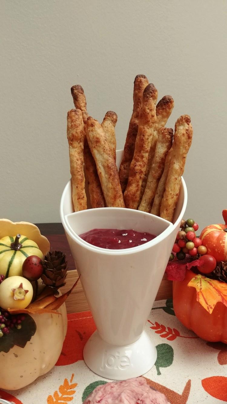 Turkey Day Leftovers: Turkey & Gravy Potato Sticks