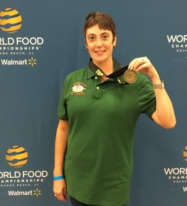 World Food Championships Top Ten Finalist Susanne Duplantis