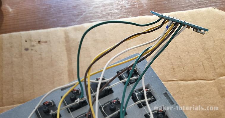 arduino pro micro keyboard firmware bootloader flash Titelbild