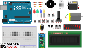 Best Arduino Starter Kits  Buying Guide 2019  Maker Advisor
