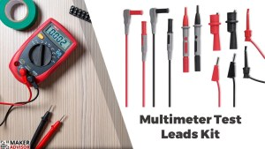 Test Your Circuits with This Multimeter Test Leads Kit