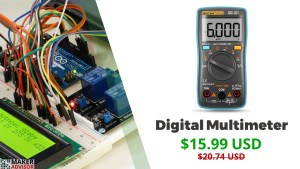 Monday's Deal: Save $5 on This Digital Multimeter