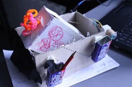 Boxtroll robot!