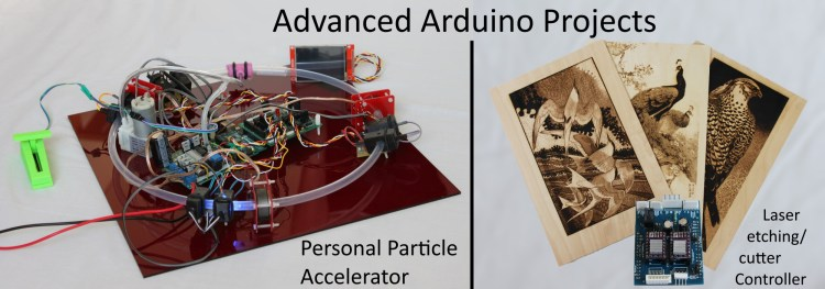 Maker Faire | Awesome Tech : Advanced Arduino projects