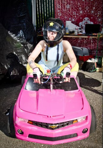 Maker Faire | Baltimore Burners [Electric Vehicle Racing]