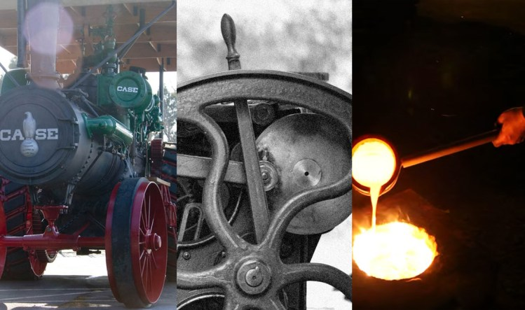 Maker Faire | Steam  Print  Pour