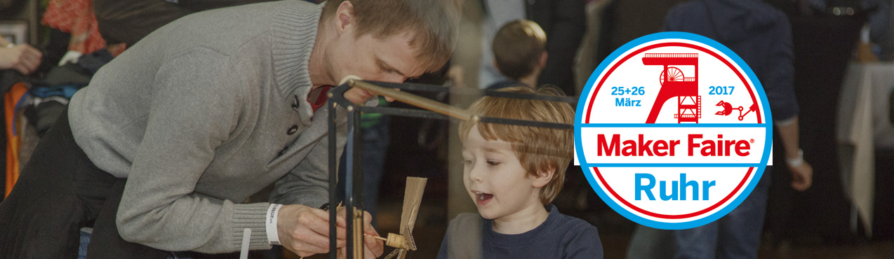 Maker Faire slide show image