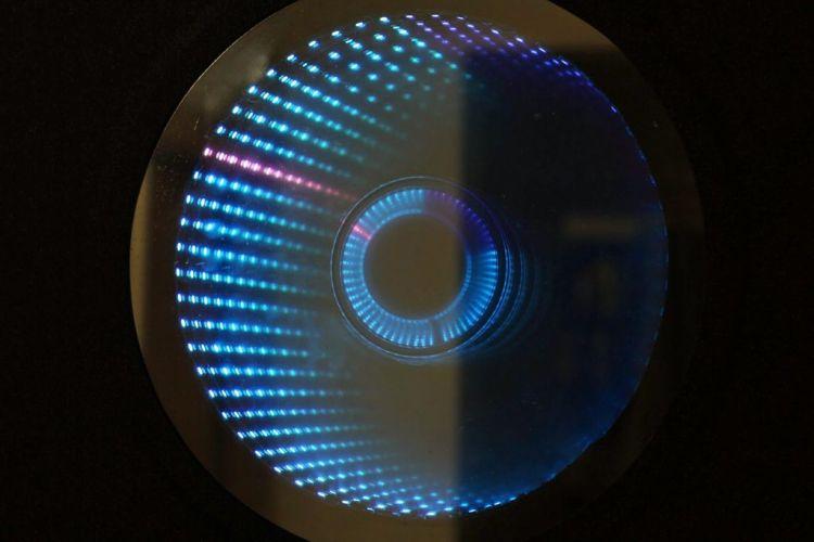 Maker Faire | Infinity Mirror Clock