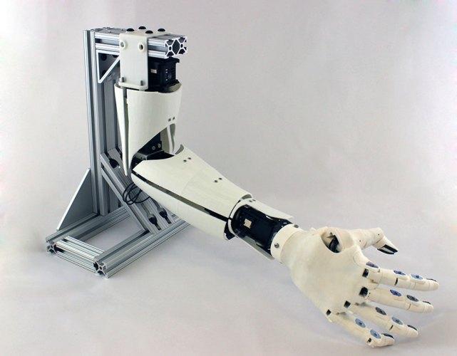 Maker Faire   The Bento Arm and HANDi Hand - Bionic Limbs