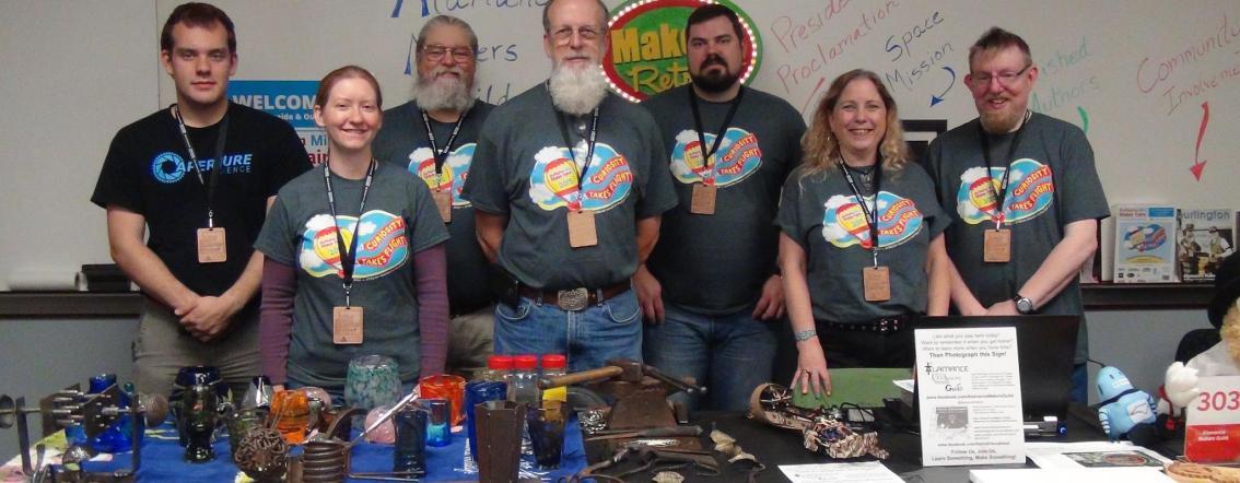 Slide Show from Maker Faire National Maker Faire 2016