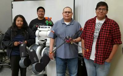 Maker group photo
