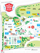 Maker Faire NY Map info