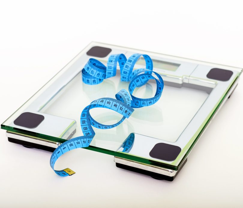 keeping records on the weight loss