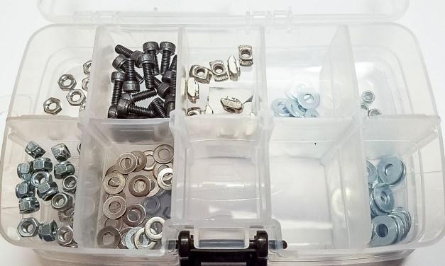 3D Printer Parts box, for Tevo Tarantula