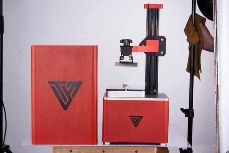 The Tevo Firefly DLP – Resin printer by Tevo