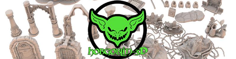 Hobgoblin 3D released the 2017 MEGA BUNDLE!