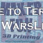 Star Wars: Legion 3D Printed Scenery Guide