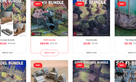New Bundle Pricing at Printable Scenery!
