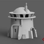 Imperial Terrain - Desert Tower