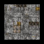 Mechanica Game Mat from Mats by Mars